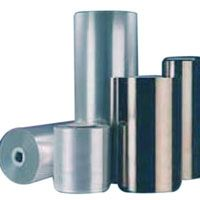 Пленка рулонная PET металлизированная 500мм, 3000м, 25мкм, серебро