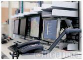 Держатель для телефона Novus TalkMaster, на струбцине, серый