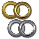 Заклепки (люверсы) 5.5 мм (1000 шт.) золото