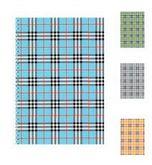 Блокнот на пружине, А6, 48 листов, клетка, картонная обложка, синий
