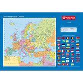 Подкладка для письма Карта Европы