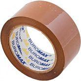 Скотч упаковочный 48мм x 90м x 45мкм, коричневый
