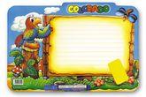 Доска маркерная сухостираемая COLORADO, детский вариант