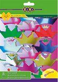 Набор картона цветного фольгированного А4, 8 цветов, 8 листов