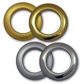 Заклепки (люверсы) 5.5 мм (1000шт.) серебро