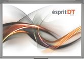 Доска интерактивная 174,5х123,3/80'' Esprit DUAL Touch