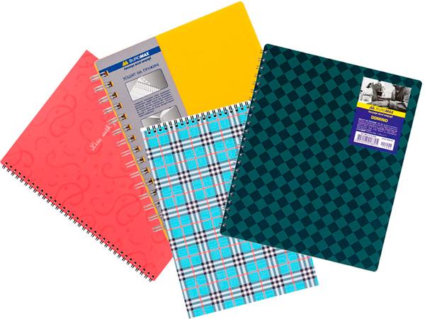 Блокноты, книги записные