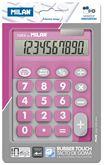 Калькулятор 10-разрядный, TOUCH DUO, розовый