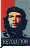 Блокнот в твердой обложке, А5, 80 листов, клетка, Che Guevara