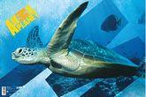 Подкладка для письма настольная, 60х40 см, Animal Planet