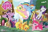 Подкладка для письма 60x40см Little Pony