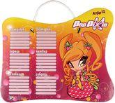 Доска с расписанием уроков (маркер в комплекте) Pop Pixie
