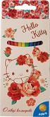 Карандаши цветные Kite Hello Kitty, 12 цветов