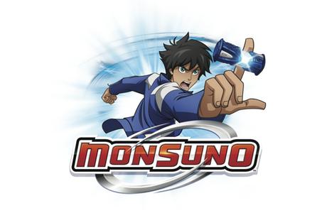 Серия Monsuno