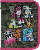 Папка В5 на молнии, Monster High