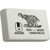 """Ластик """"Слон"""" (300/60), 2 шт. в полибэге"""