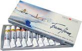 Краски акварельные художественные ЗХК Белые ночи, без кисти, 12 цветов
