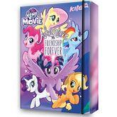 Папка картонная В5на резинке,My Little Pony
