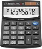 КалькуляторBS-208, 8 разрядов