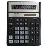 КалькуляторBS-777ВК, 12 разрядов, черный