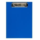 КлипбордА5,PVC,темно-синий