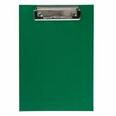 КлипбордА5,PVC,зеленый
