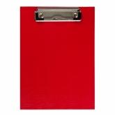КлипбордА5,PVC,красный