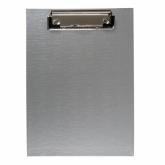 КлипбордА5,PVC,серый