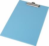 КлипбордА4,PVC,голубой