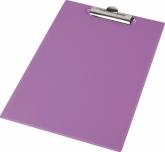 КлипбордА4,PVC,фиолетовый