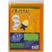 Обложки для книг Crystal с клапаном,8-11 класс, 10 шт. - №1