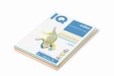 Набор бумаги цвета пастель IQ, А4/80 (5х50/250 л.), RB01