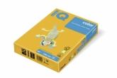 Бумага цвета интенсив IQ, А4/80, 500л. SY40, солнечно-желтая