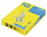 Бумага цвета неон IQ, А4/80, 500л. NEOGB, желтая