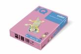 Бумага цвета пастель IQ, А4/80, 500л. OPI74, розовый фламинго