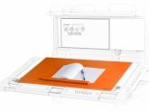 Покрытие настольное PAD-01 OR NEW оранжевое