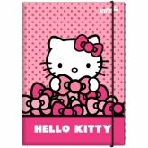 Папка для трудового обучения, А4, Hello Kitty