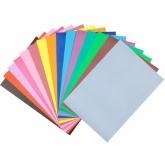 Бумага цветная двухсторонняя А4, 15 листов, 15 цветов, Kite
