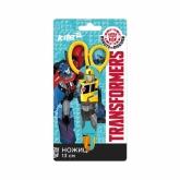 Ножницы детские KITE, 13 см, в футляре, Transformers