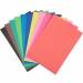 Картон цветной двухсторонний А4, 10 листов, 10 цветов, Hello Kitty - №2