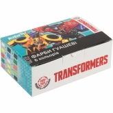Гуашь Kite, 6 цветов, 20мл, Transformers