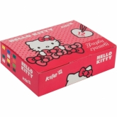 Гуашь Kite, 12 цветов, 20мл, Hello Kitty