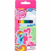 Карандаши цветные Kite My Little Pony, 12 цветов
