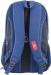 Рюкзак YES CA 080, синий - №4