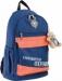 Рюкзак подростковый YES OX 288, синий