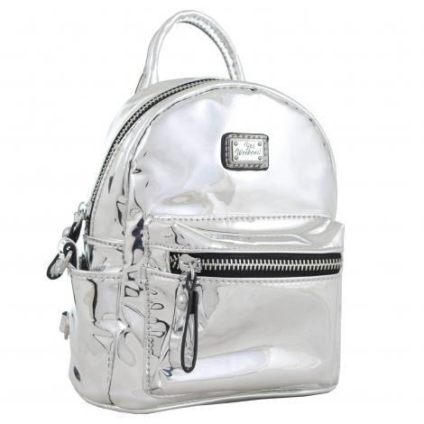 fbc14f766d82 Сумка-рюкзак YES Weekend Mirorr silver купить в интернет-магазине ...