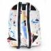 Сумка-рюкзак YES Weekend, белый