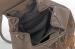Сумка-рюкзак YES Weekend, коричневый с бахромой - №4