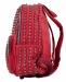 Сумка-рюкзак YES Weekend, красный
