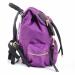 Сумка-рюкзак YES Weekend, пурпурный - №2